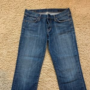Citizens of Humanity Kelly Cropped Jeans Size 28